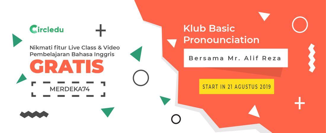 Basic Pronounciation