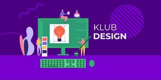 Klub Design: Nutshell UI/UX Designer